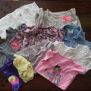 Toddler Girl Clothes Bundle